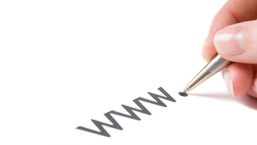 El primer contacto de muchos clientes con mi despacho: la página web