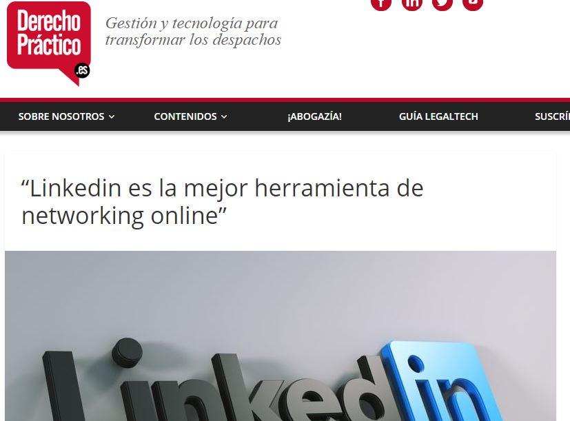 LinkedIn: una herramienta vital para los despachos de abogados