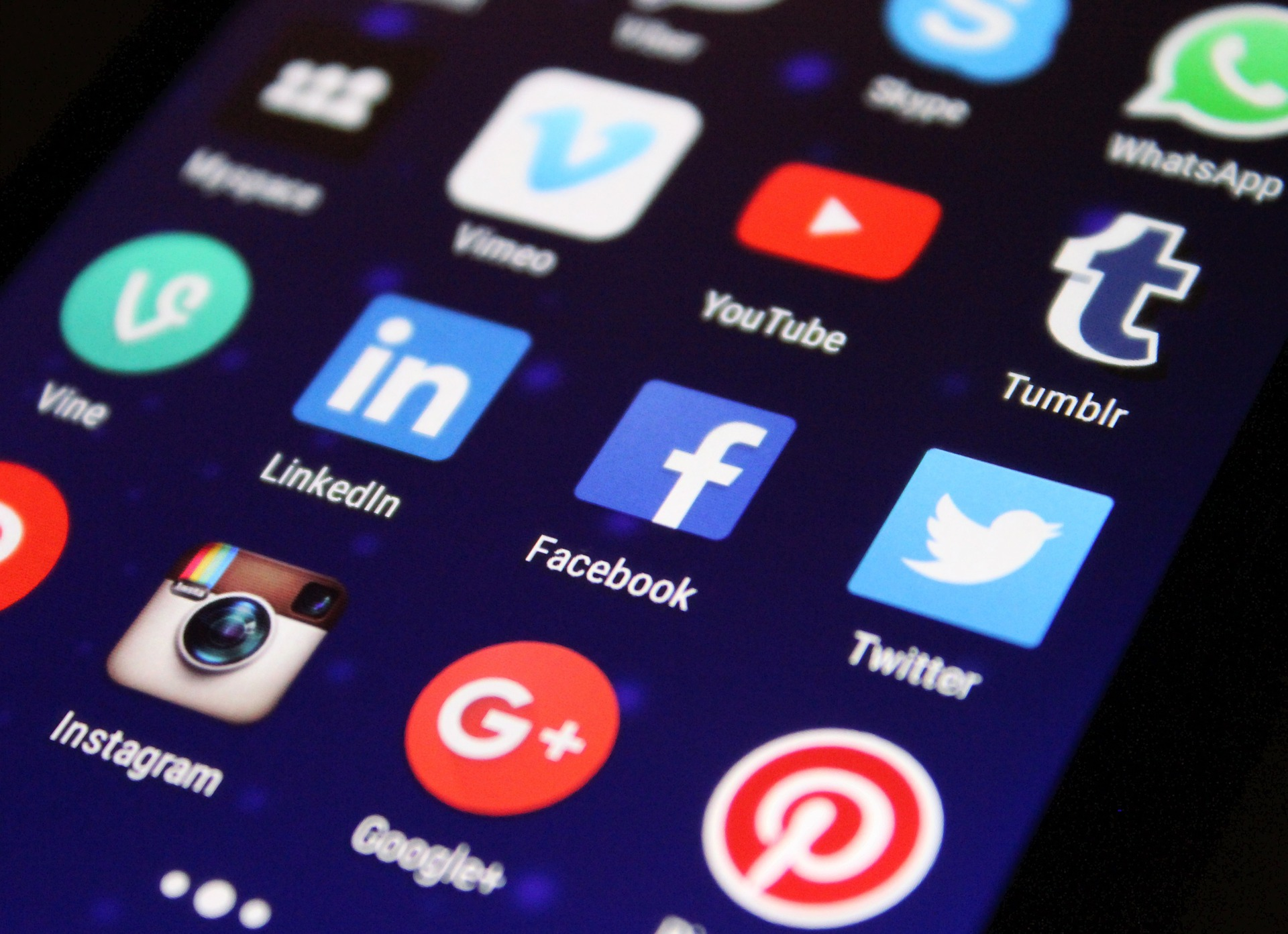 Redes sociales y Marketing de contenidos