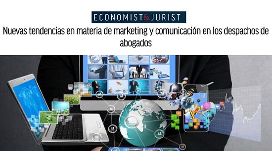 El marketing y la comunicación en los despachos de abogados