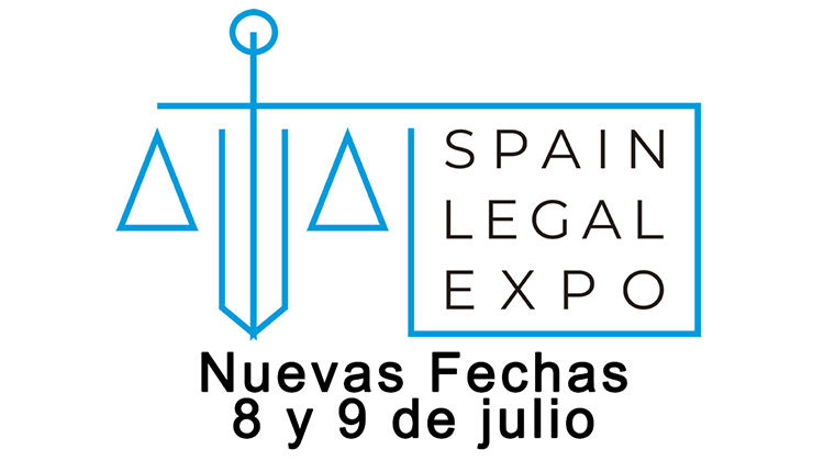 Aplazada la Spain Legal Expo a causa del Coronavirus